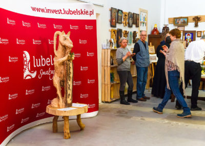 Reportaż - event - Jarmark Swiateczny Lubartowska 77